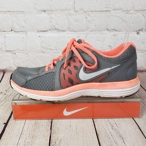 Nike Dual Fusion ST3 Sneakers Womens 8.5 40 Shoes
